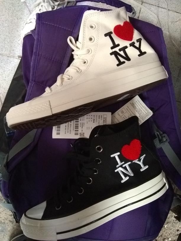 buty temperamentu nowa wysoka jakość sprzedaje Converse Chuck Taylor I Love New York,adidas,jordan