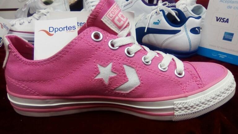 Converse Cons rosa