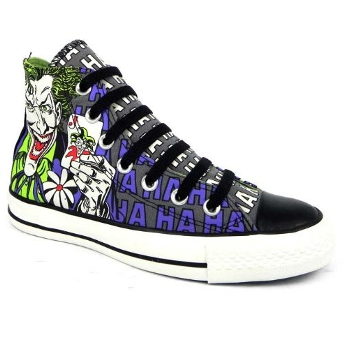 8a2aac9cf44e Converse Dc Comics Batman Vs. Joker (wason) Hahaha! 122135 ...