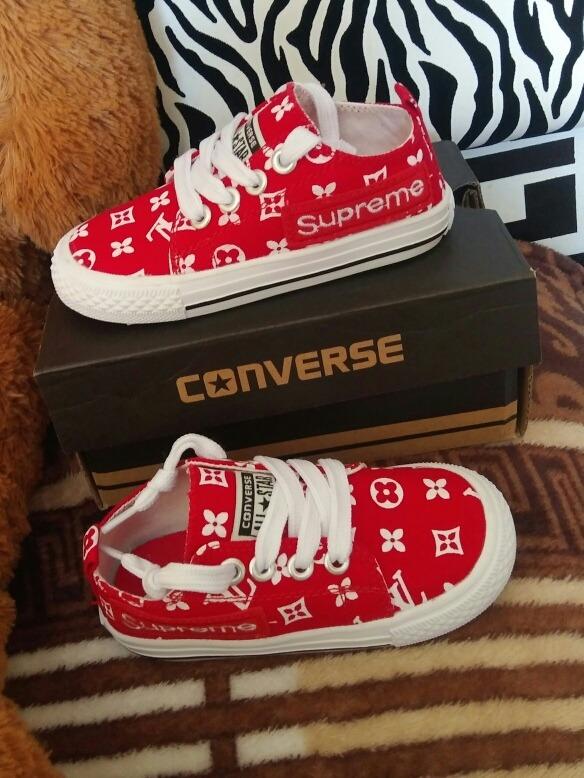 d79684f9eb3ad Converse Kids Oferta - S  160