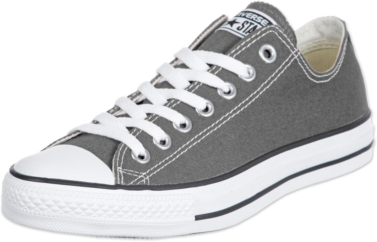 all star converse mujer gris