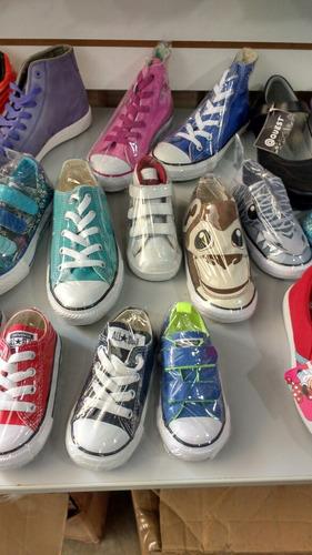 converse niños zapatillas