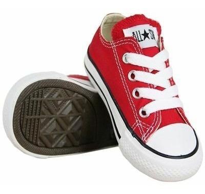 converse niños zapatos
