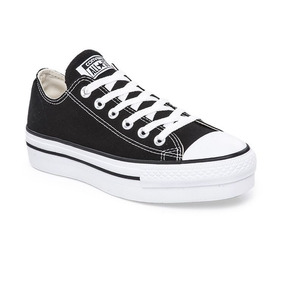 converse all star altas negras