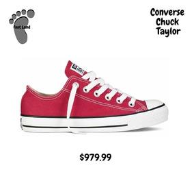 Converse Rojo