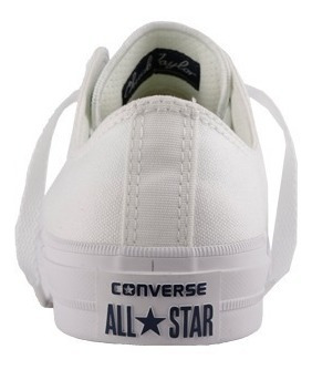 converse the chuck taylor all star 2 ox 150154c white unisex