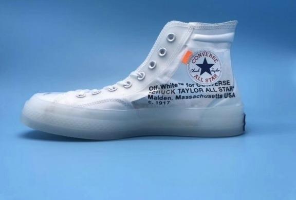 08d8a41b0cd Converse X Off White - Chuck Taylor All Star - R  300
