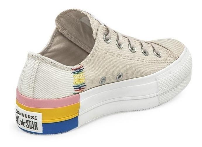 zapatillas converse lifestyle mujer