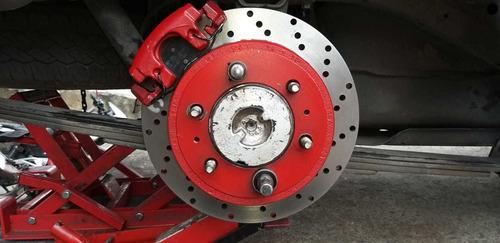conversion frenos de banda a disco carros camiones y motos