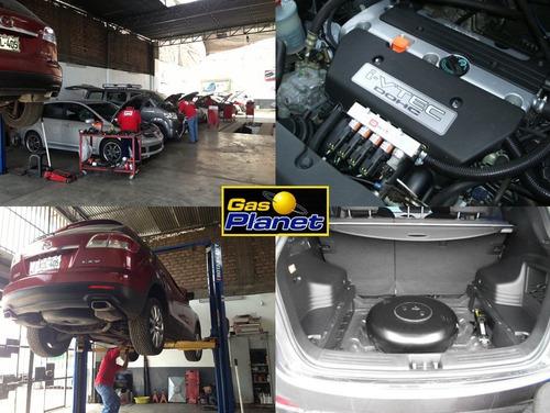 conversión gas glp-gnv 3ra-5ta generación/escaner automotriz