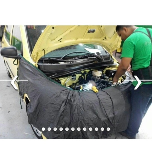 conversión gas vehícular