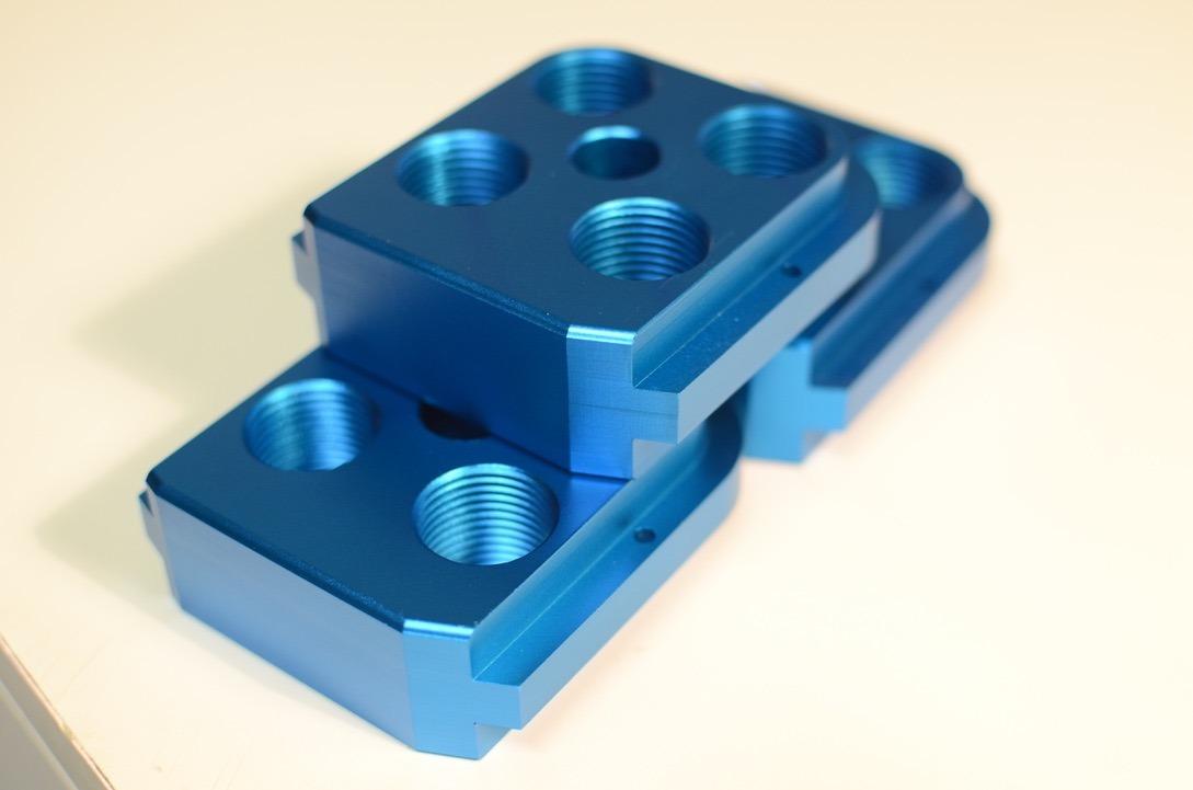 Conversion Kit P/ Dillon 550 + Toolhead 550