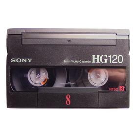 Conversion Pasaje Cassette 8mm, Hi8, 8 Digital & Mini Dv