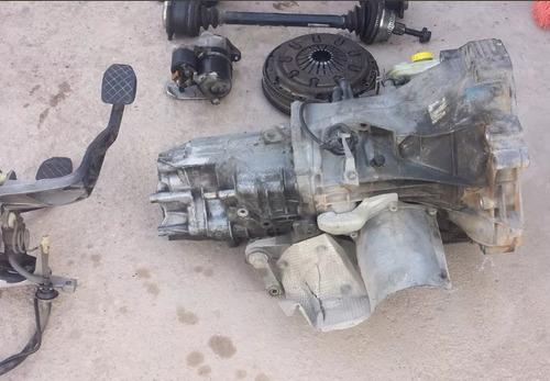 conversion standard transmision audi a4 passat 1.8 turbo