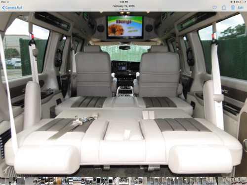 conversiones automotrices  suburban express sprintter crafte