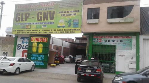 conversiones glp -gnv