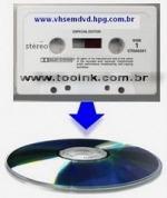 conversão e digitalização de mídias analógicas - vhs, super8