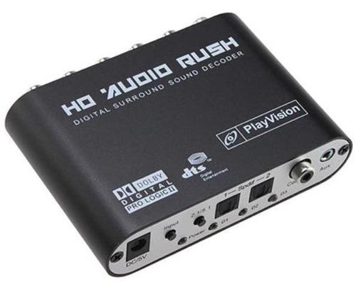 conversor audio para