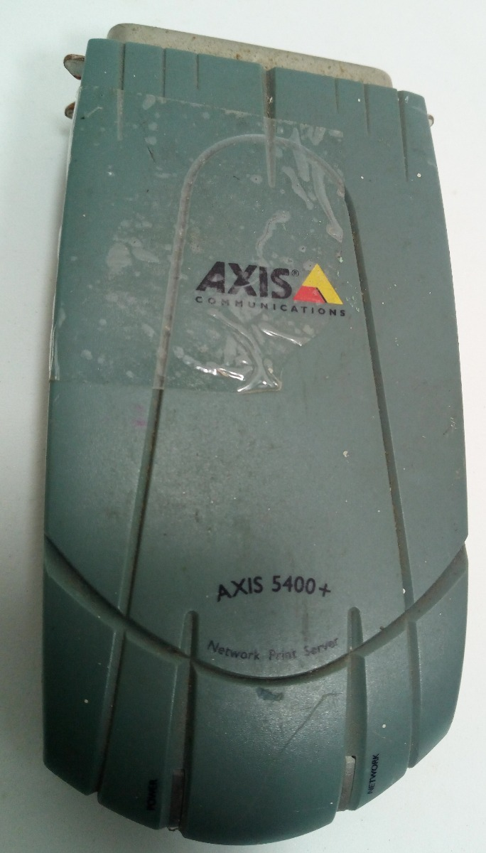 AXIS 5400+ DRIVERS UPDATE