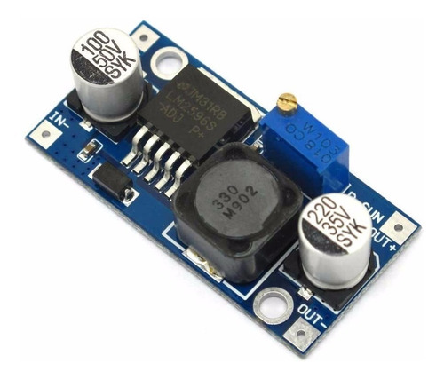 conversor dc dc step-down lm2596s