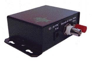 conversor de fibra ótica para vídeo