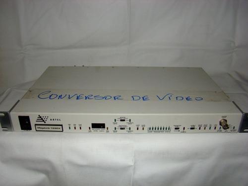conversor de video digital - megalink 1290x - artel -ligando