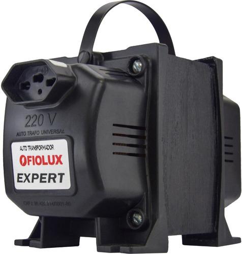 conversor de voltagem automático bivolt expert fiolux 1010va
