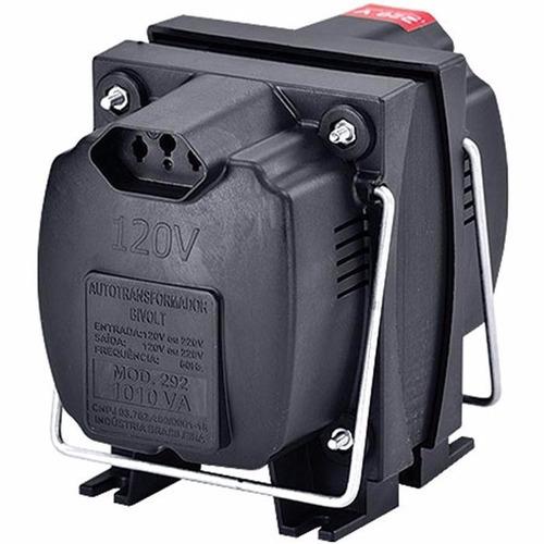 conversor de voltagem | autotransformador 1000va 110v 220v