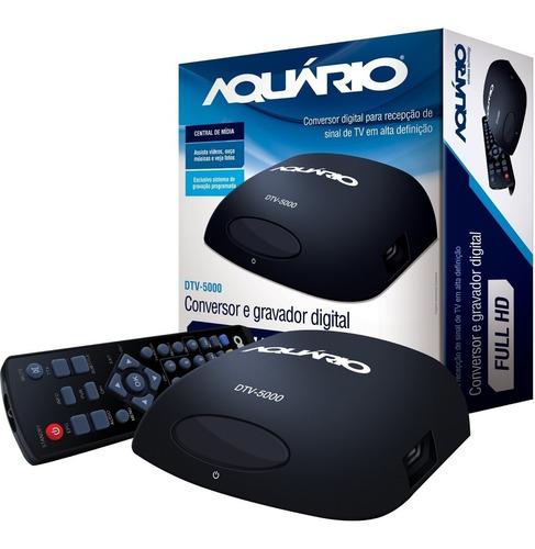 conversor digital aquario dtv 500