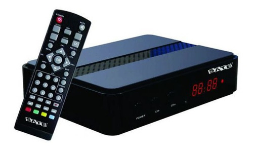 conversor digital tv satellite a-dtr06 1080p