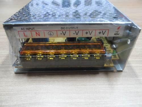 conversor fonte transformador 110/127v 200/220v 12v