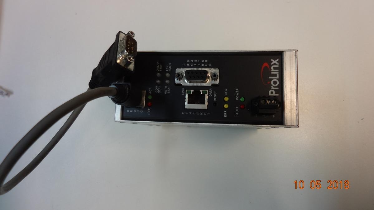 Conversor Gateway Master Profibus/modbus Tcp - Prosoft