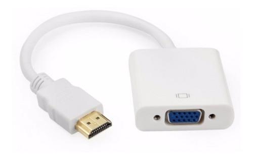 conversor hdmi a vga + audio nm-c81a netmak