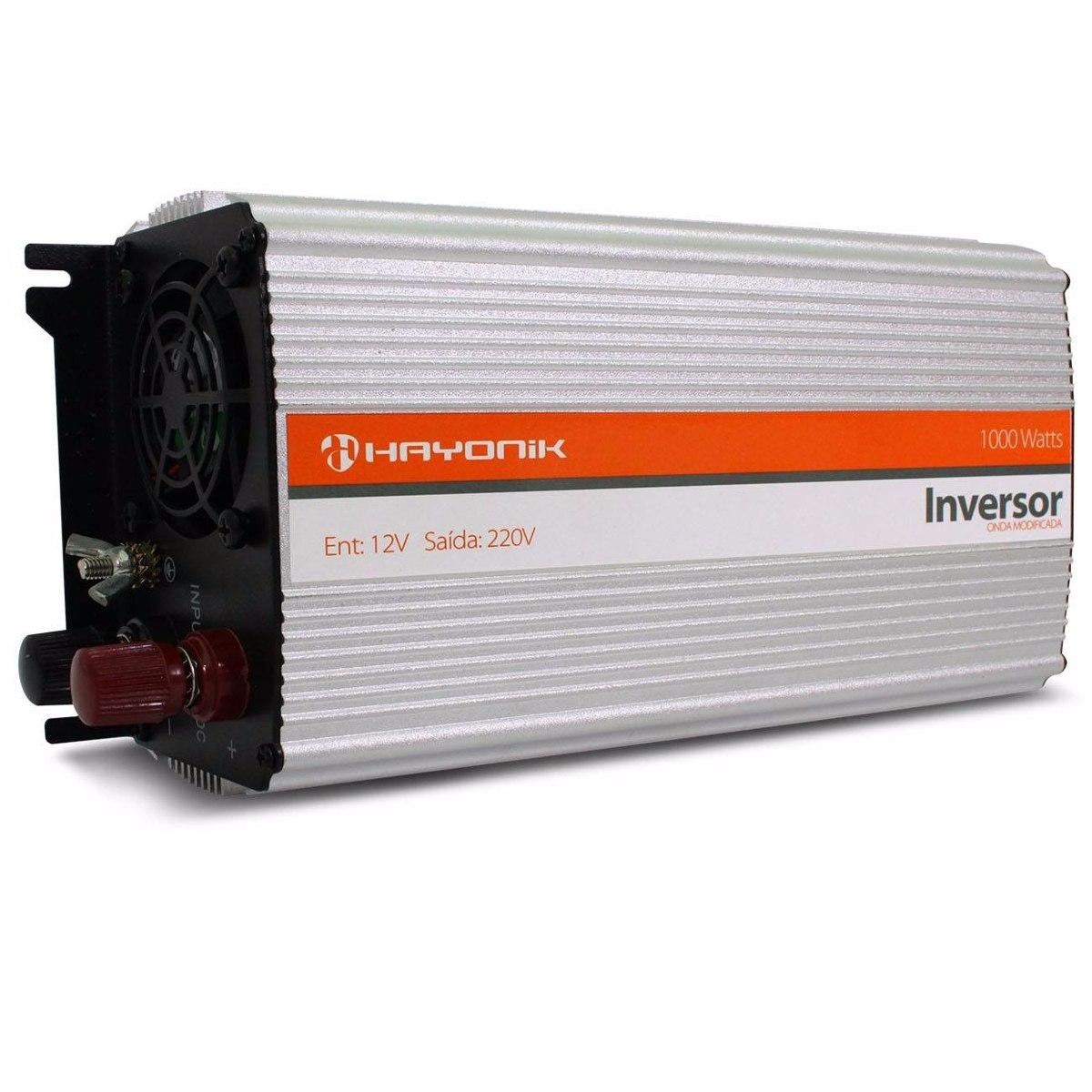 Conversor inversor de tens o transformador 12v p 220v - Transformador 220 a 12v ...