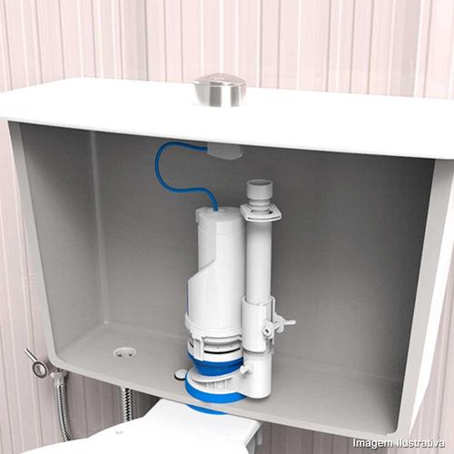 conversor para bacia convencional com saída para duplo acion