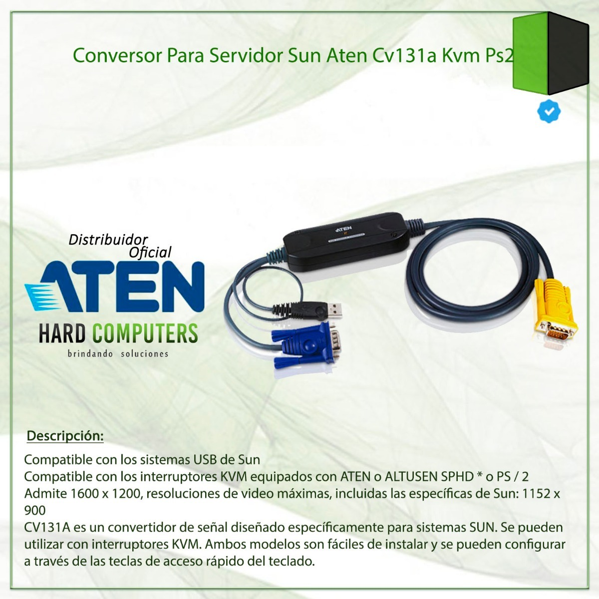ATEN CV131A WINDOWS 7 X64 DRIVER