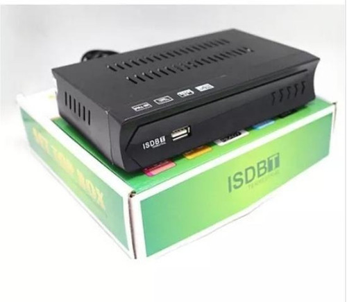 conversor receptor tv digital multimídia com gravador