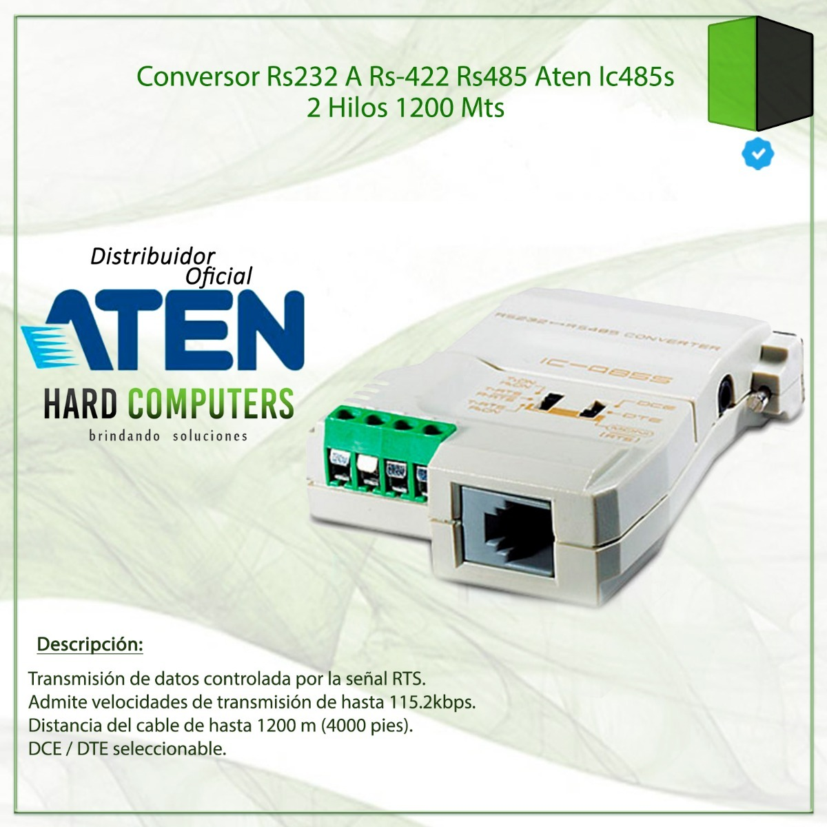 DOWNLOAD DRIVERS: ATEN IC485S