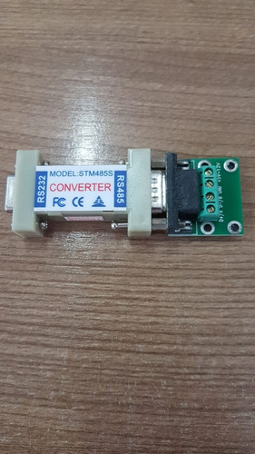 conversor rs232/rs485 sintechi stm485s