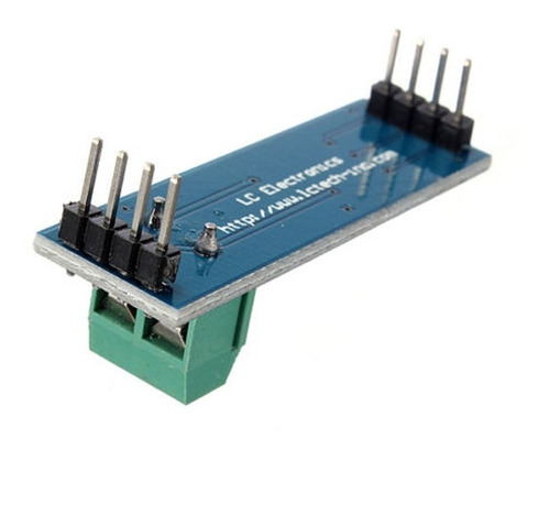 conversor rs485 ttl max485 transceiver arduino nubbeo