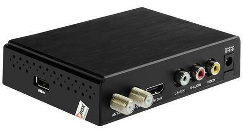 conversor sintonizador tv digital satbox  nuevos!!!