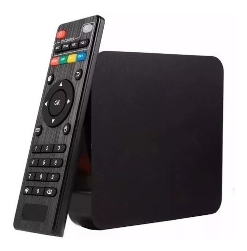 conversor smart tv android tele box quad core 4k mod 2019