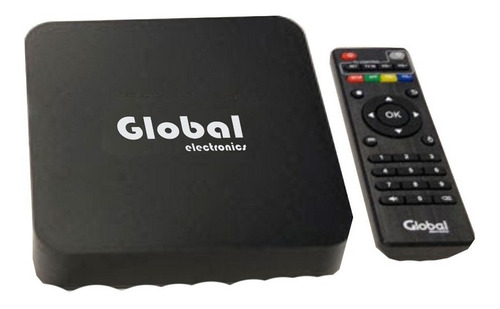 conversor smart tv  android tv box 4k quad core ultra hd