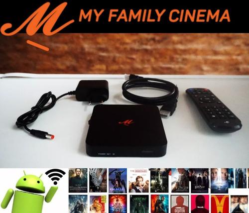 conversor smart tv android tv box hdmi usb  ct piknik