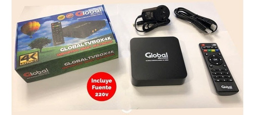 conversor smart tv android tv box quad core 4k mod 2018