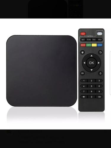 conversor smart tv android tv box quad core 4k mod 2018 ofer