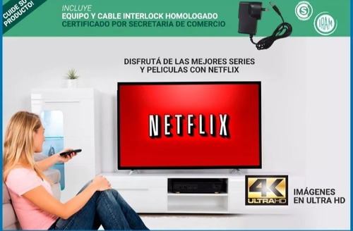 conversor smart tv android tv box quadcore 4k