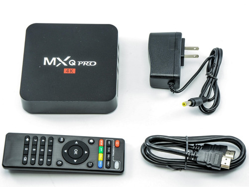 conversor smart tv box 2gb android 7 netflix mqx pro 16gb 4k