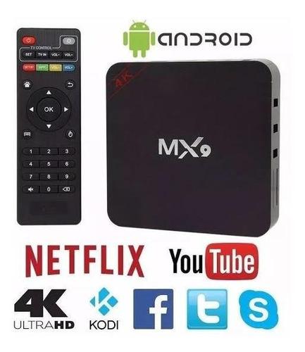 conversor smart tv box 4k