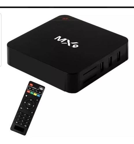 conversor smart tv box 4k netflix